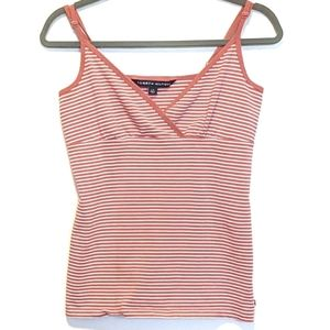 Tommy Hilfiger tank top L fitted striped